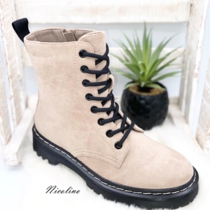 Boots Alima beiges
